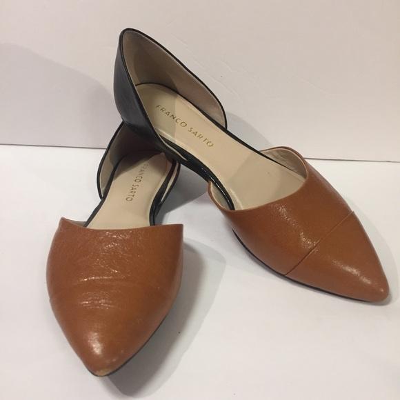 8c8b7499103 Franco Sarto Shoes -  Franco Sarto  two tone sandals women s 7 1 2